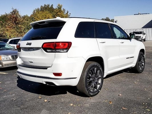 New 2020 Jeep Grand Cherokee In Willoughby Ohio Cleveland Area 1c4rjfct1lc136315